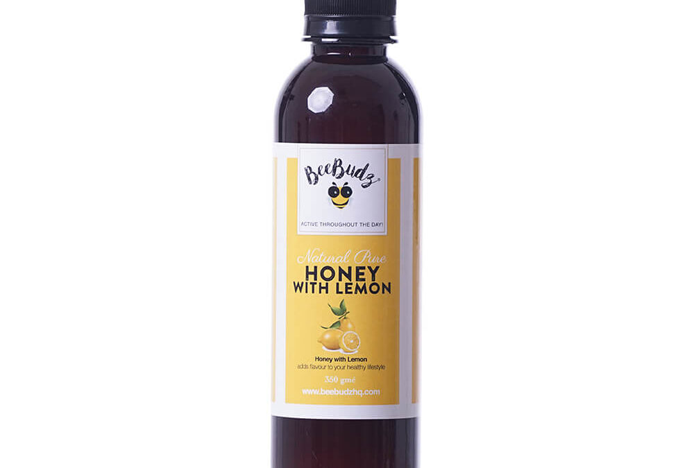 Pure Honey with Lemon