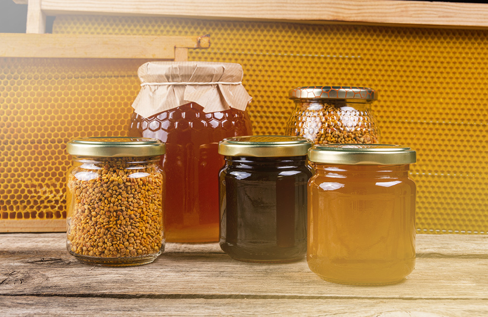 Honey For Taste Is NOT The Same With Honey For Health