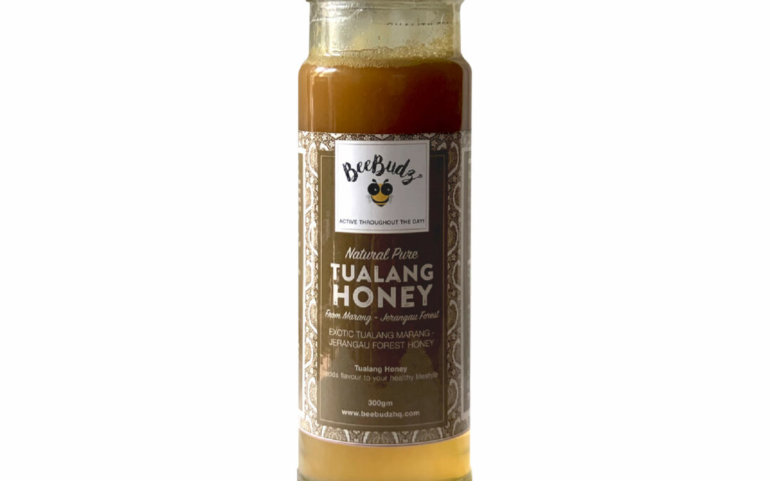Pure Tualang Honey from Marang-Jerangau Forest